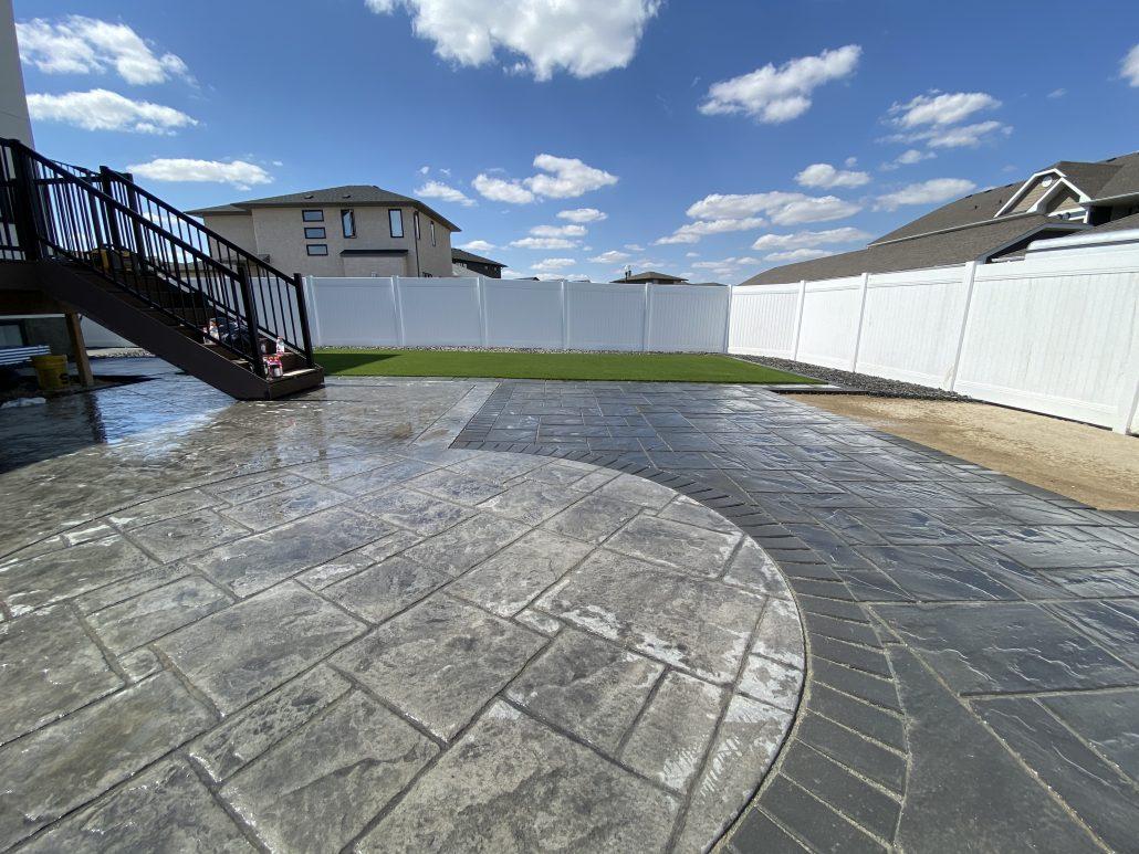 Artificial Turf Bellaturf Rymar Installation Brick Interlock Paver Slab Contractor Belgard Expocrete Victorian Landscaper Design